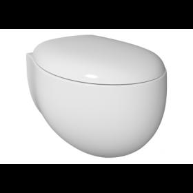 VITRA 5884 مرحاض معلق -غطاء مرحاض هيدروليك