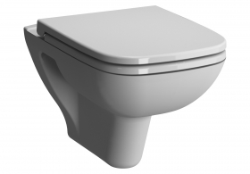 VITRA 5507 مرحاض معلق -غطاء مرحاض هيدروليك